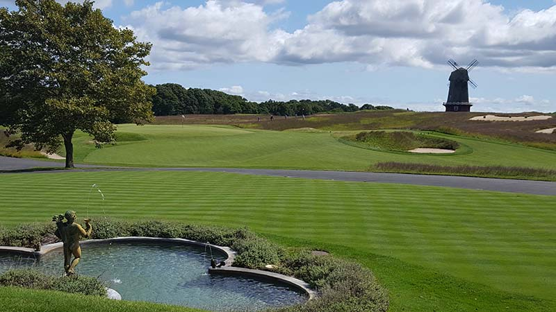view of National Golf links of America