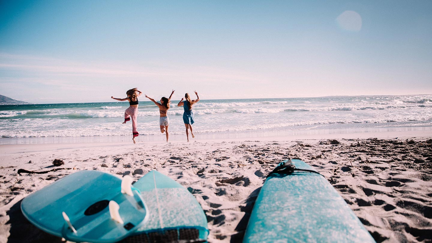 Life's a Beach: Get Your Finances in Shape for Summer