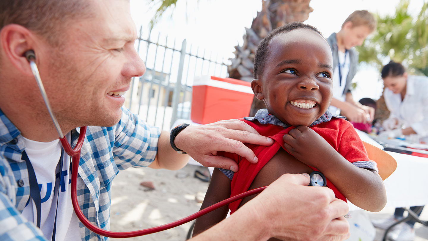 Go Abroad, Give Back: Medical Missions Aren't Just for MDs