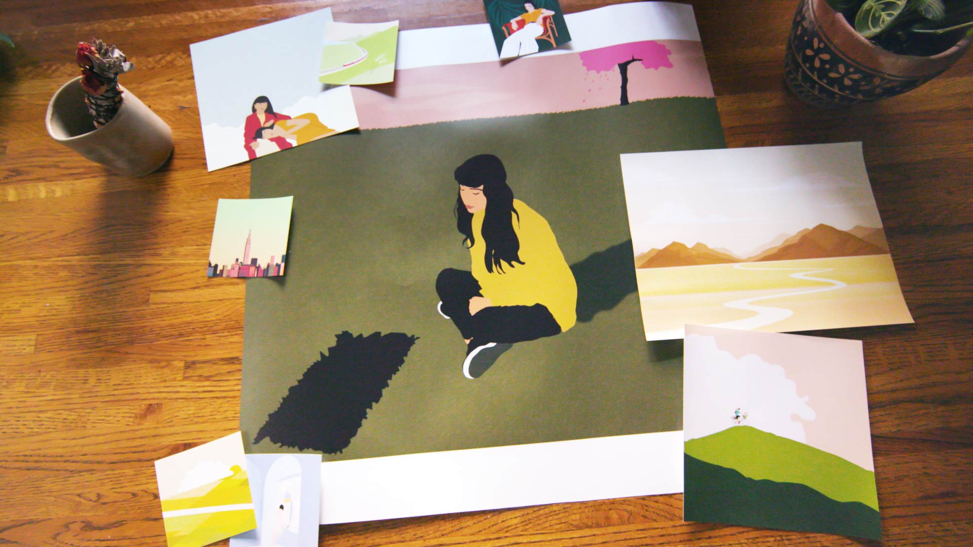 How Savings Led This Teacher-Turned-Artist to Her Calling