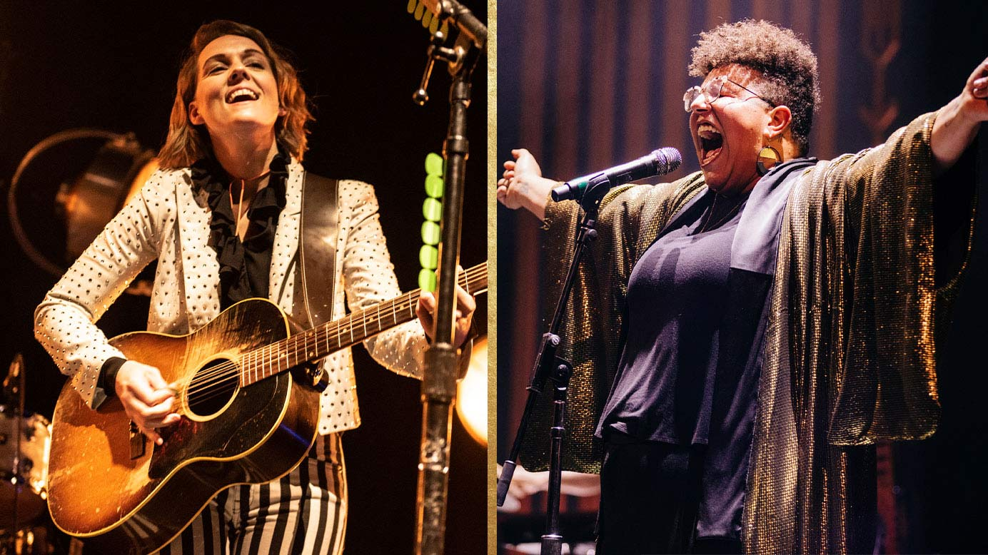 Musicians Brandi Carlile and Brittany Howard, in Conversation