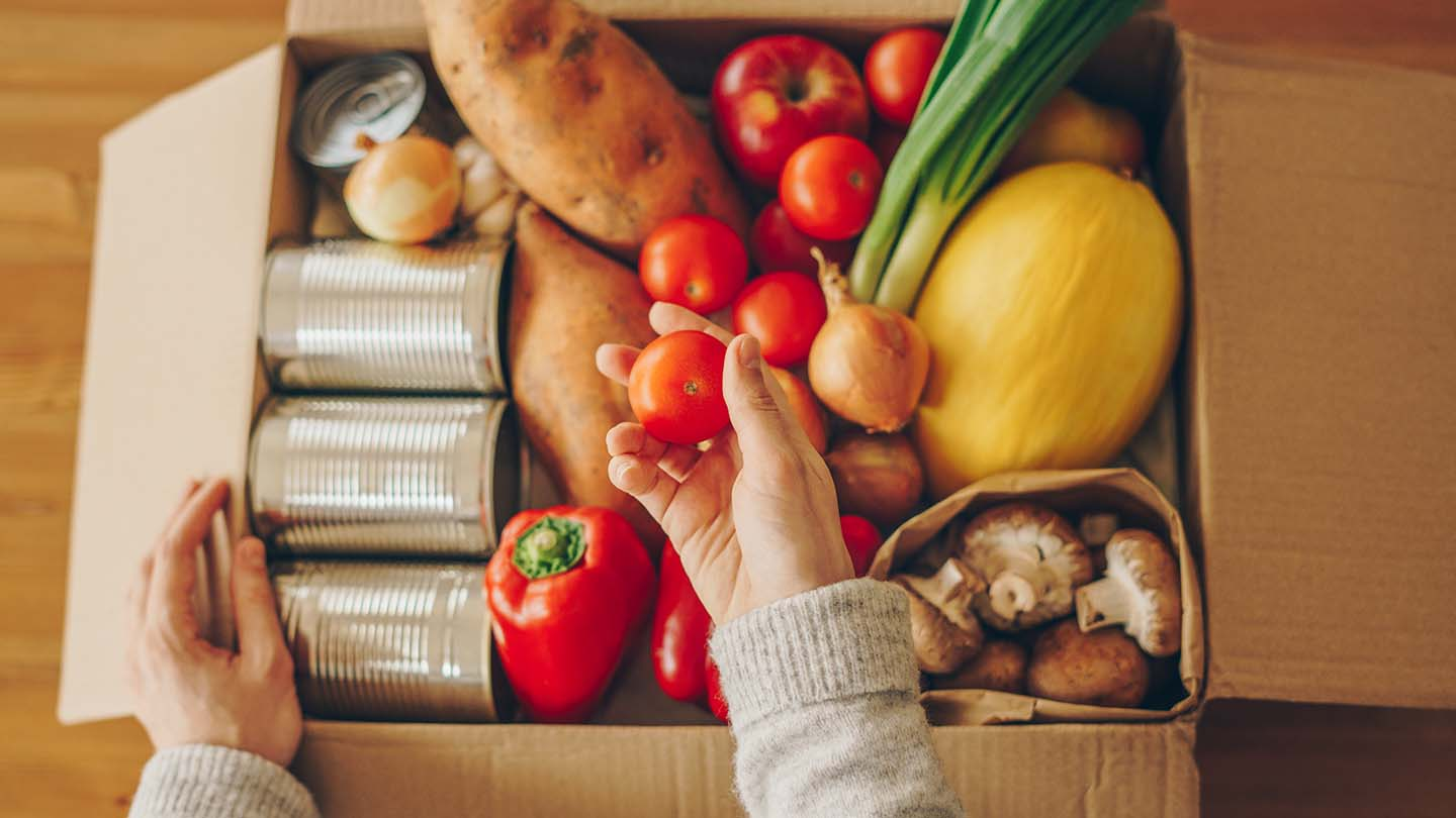 Overspending on Groceries? Here's How to Change That