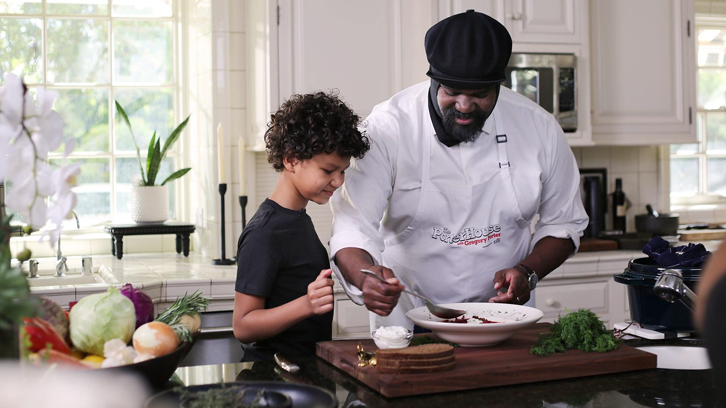 Recipe for Revival with Gregory Porter